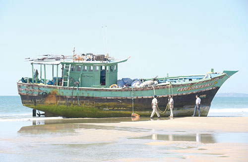 Fishing Boat online